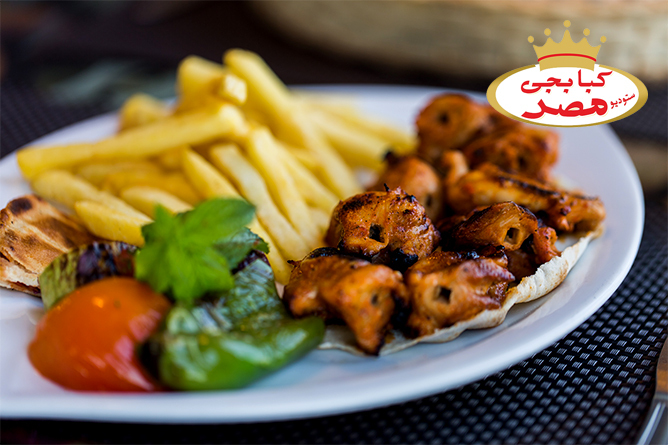 40% off on a lunch meal at Kbabgy Studio Masr